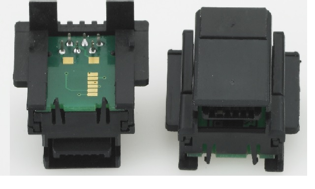 recyceld printer toner chips